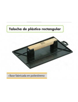 TALOCHA PLASTICO RECT.270X180.