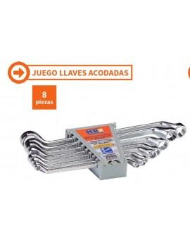 JUEGO LLAVE ESTRELLA ACOD.8PZ