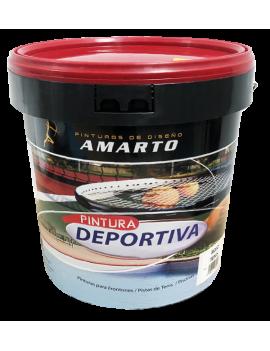 Pintura Deportiva Para El...