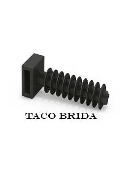 TACO BRIDA Nº8 NEGRO(%)
