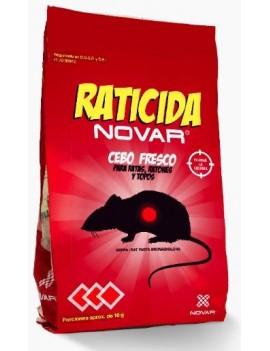 Raticida Cebo Fresco 200grs