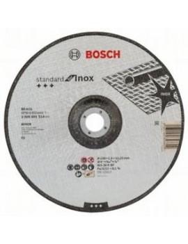 Disco corte metal Inox...