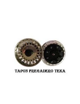 TAPON FREG.V/CESTA INOX T-93.