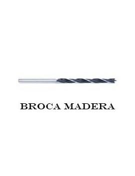 BROCA MADERA 6MM