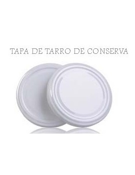 TAPA TARRO DE CONSERVA 4L