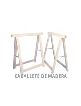 CABALLETE MADERA