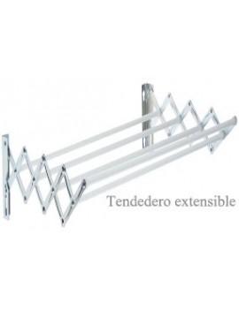 TENDEDERO EXTENS.BLANCO 1.80M
