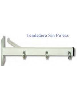 TENDEDERO PARED BLANCO (1UND).