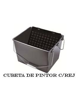 CUBETA 16L. C/REJILL