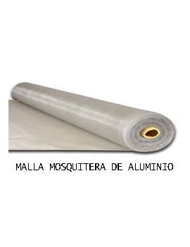 MALLA MOSQUITERA ALUMINIO 1 METRO