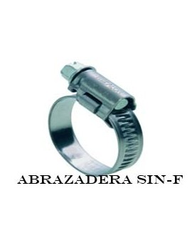 ABRAZADERA S/F 8-16 INDEX.