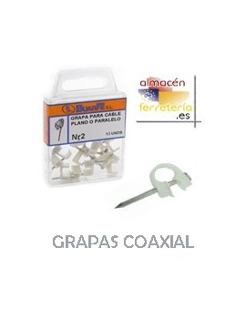 BLISTER GRAPA CABLE COAXIAL