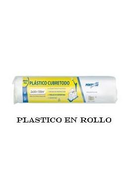 PLASTICO CUBRETODO 2X50 M.