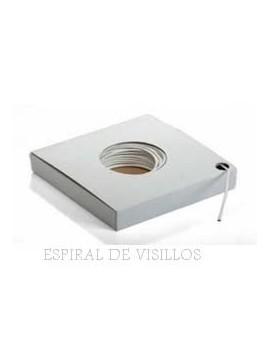 ESPIRAL DE VISILLOS 1-MTR
