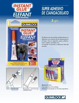 PEGAMENTO ELEFANT 3 Grs