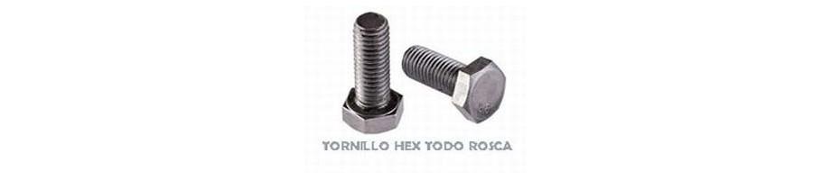 Tornillo Hexagonal
